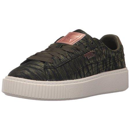 05c94d7cf PUMA - Puma Basket Platform Vr Casual Women s Shoes - Walmart.com