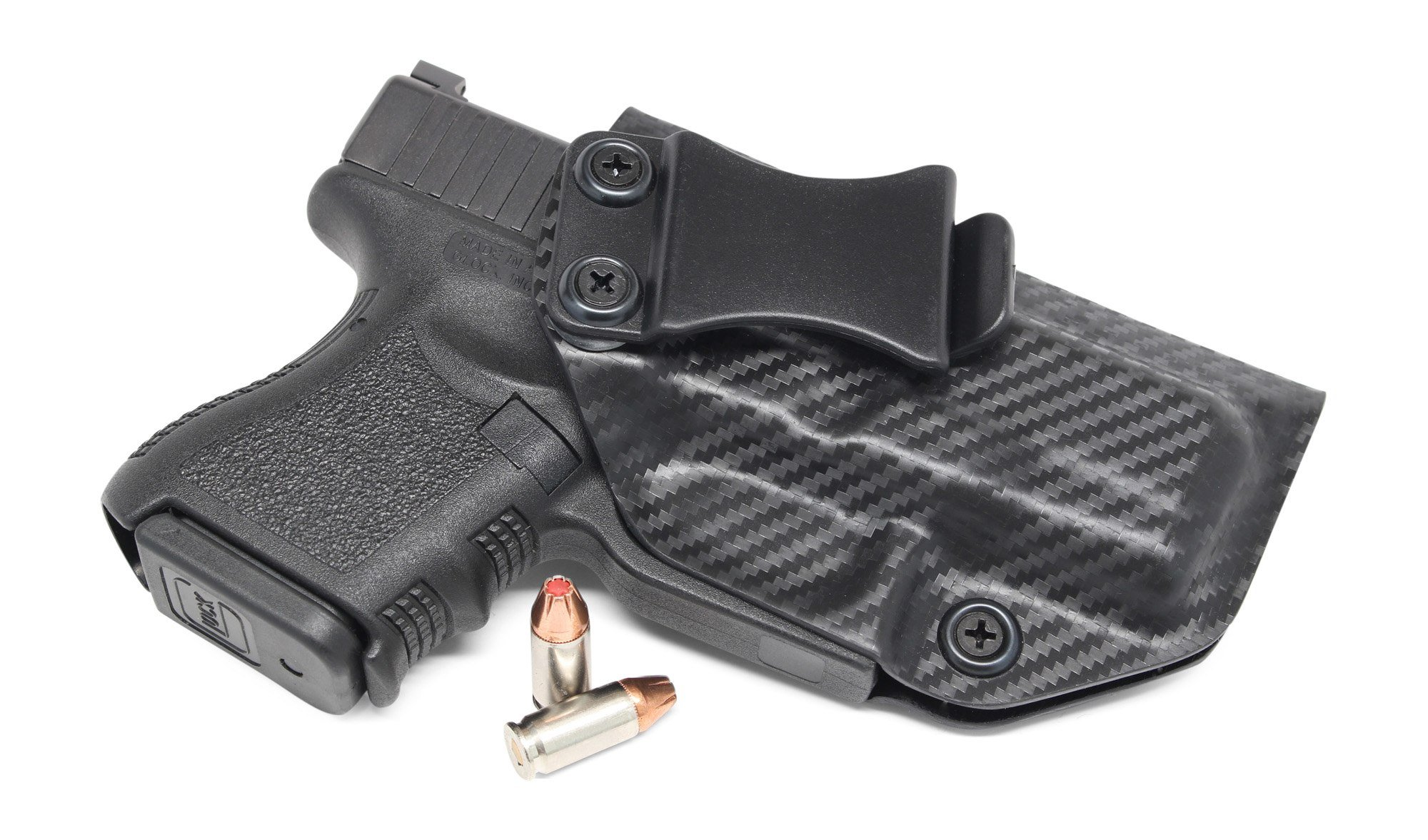 Concealment Express: Glock 26 27 33 IWB KYDEX Holster by Concealment Express
