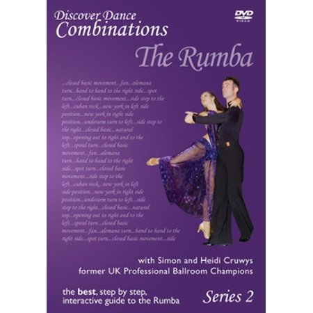 Discover Dance Combinations: Rumba Series 2 (DVD)