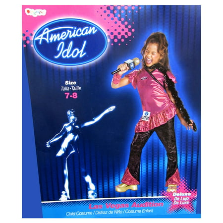 Disguise Girls 'American Idol Las Vegas Audition' Halloween Costume