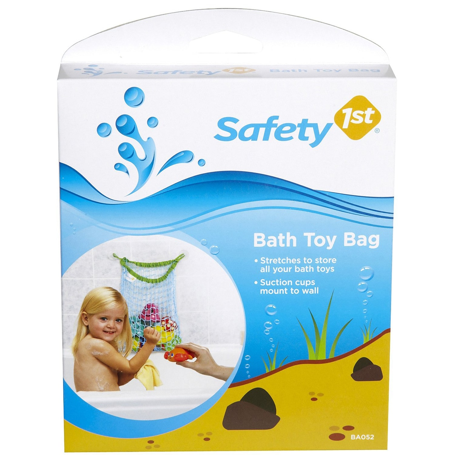 Safety 1st Bath Toy Bag - Walmart.com