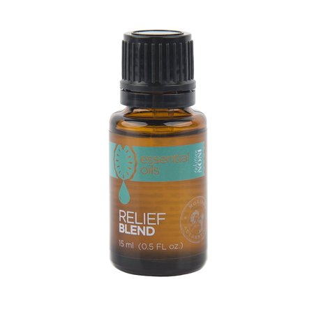 Tahitian Noni   Essential Oils Relief Blend  With Noni Seed Oil  By Morinda  100  Pure  Therapeutic Essential Oil With Peppermint  Lavender  Spearmint  Rosemary  Basil  Roman Chamomile  Cypress   15Ml