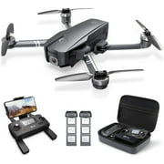 Holy Stone HS720 GPS Drone with Camera 4K UHD for Adults 2 Batteries Offer 52 Mins Flight Time Black