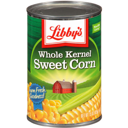 Libby's Whole Kernel Sweet Corn, 15 Oz