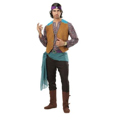 Men's Fortune Teller Gypsy Costume