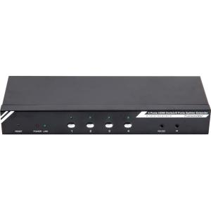 SYBA 4PORT HDMI SWITCH/6PORT SPLITTER EXTENDER OVER CAT5E/6