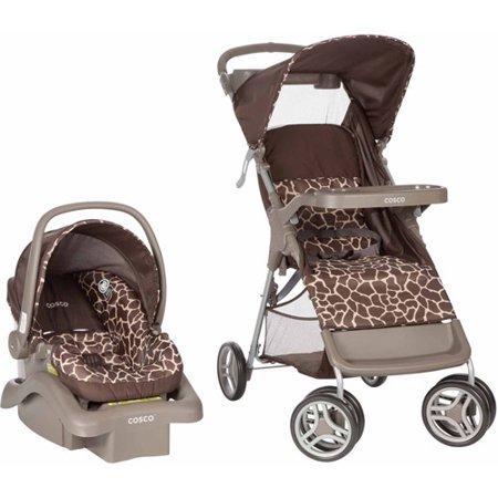 Cheetah Car Seat Stroller Combo