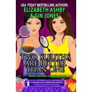 Two Sleuths are Better Than One : a Danger Cove Crossover Mystery