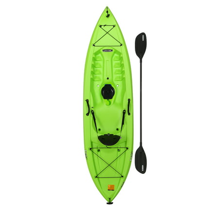 Lifetime Tahoma 100 Sit-On-Top Kayak (Paddle Included), 90816