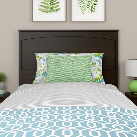 - Ameriwood Home Crescent Point Twin Size Headboard, Multiple Colors
