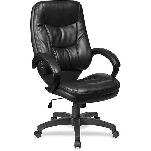 Lorell Westlake High-Back Executive Chair, Black