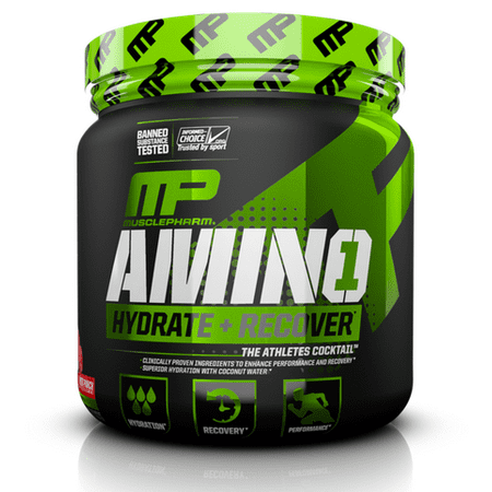 Amino 1 Sport 30 Servings Fruit Punch