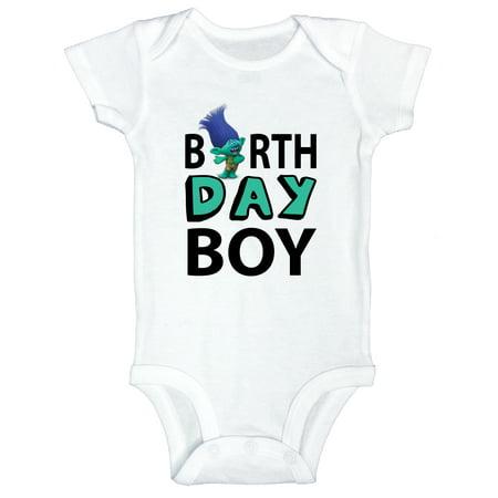 """4c300992748 Funny Threadz Kids - Boy s Birthday Onesie """"Birthday Boy"""" Bodysuit - Toddler  Shirt - Funny Threadz Kids Toddler 2T"""