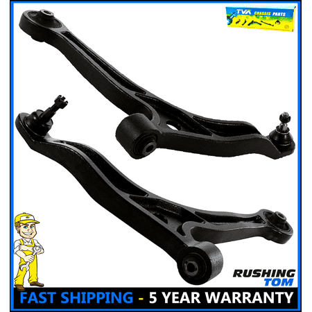 2 Front Suspension Lower Control Arm Kit for Honda Odyssey