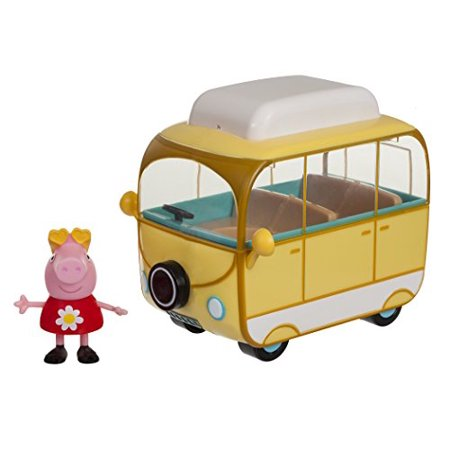 Peppa Pig - Mini Campervan - Peppa Pig Painting