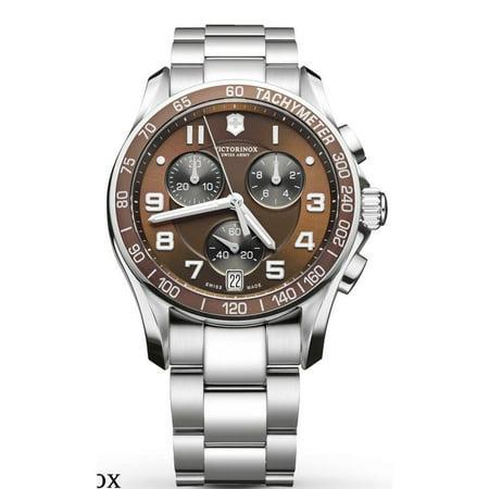 Swiss Army Victorinox Classic Chronograph Men's Watch, 249036