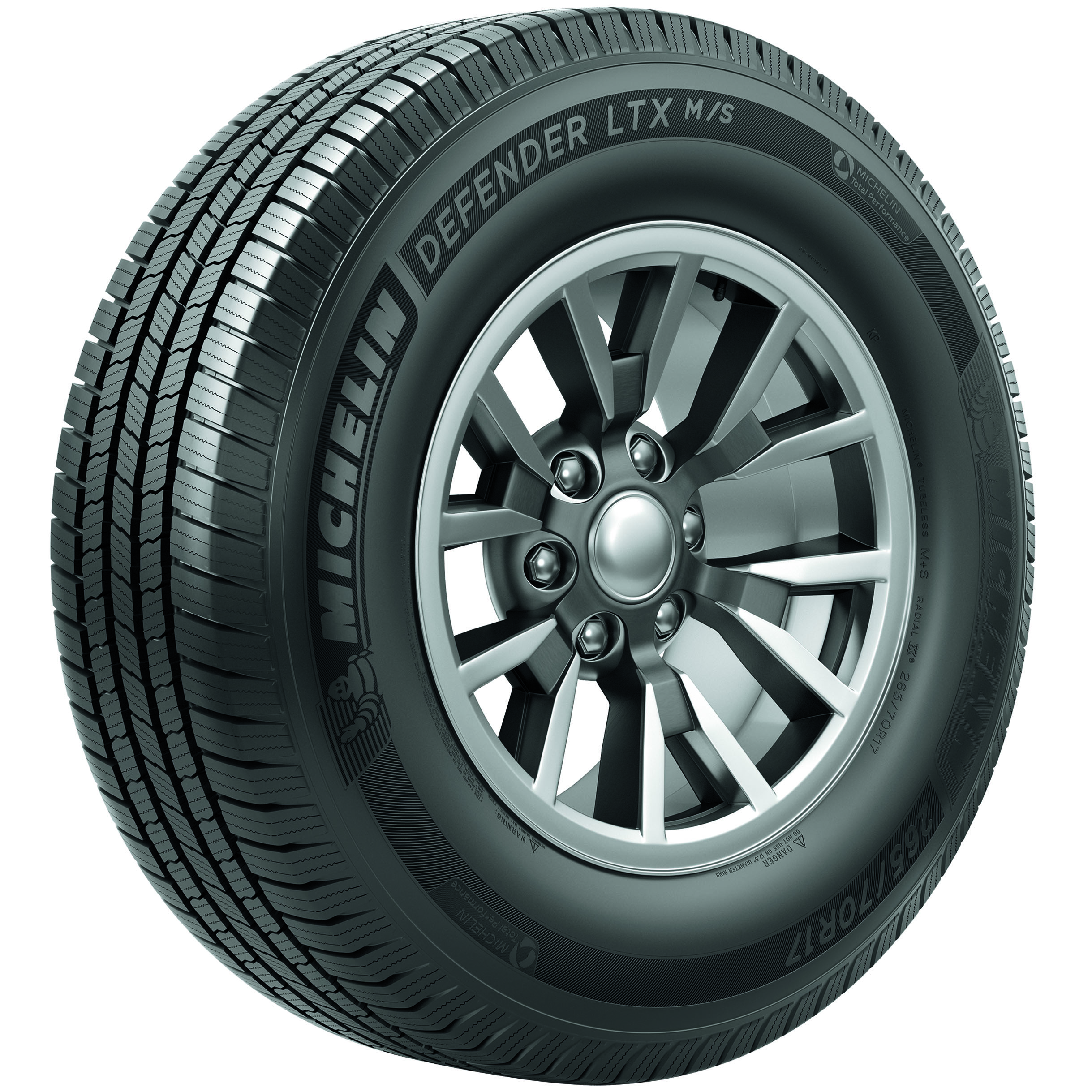 Michelin Defender Ltx Ms Reviews >> Michelin Defender Ltx M S Tire Lt265 70r17 E 121 118r Walmart Com