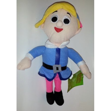 Hermie Dentist Elf Rudolph the Red Nosed Reindeer Plush 11