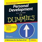 Personal Development All-In-One For Dummies - eBook