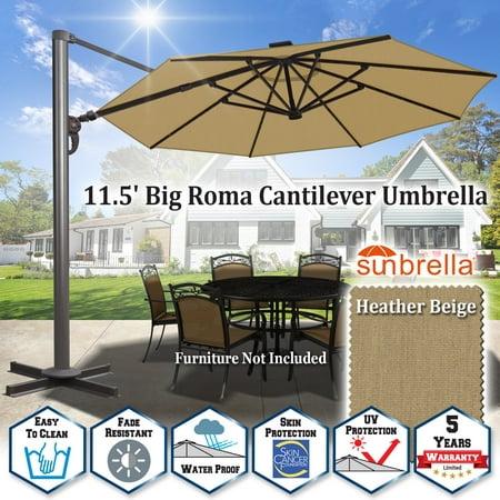 Sunrise Umbrella U258-350-S-HB