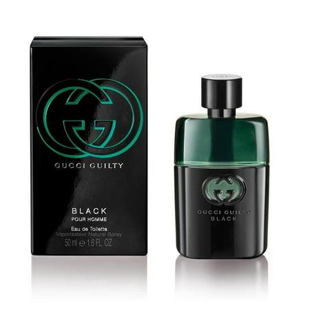 Gucci Guilty Black 1.7 oz Eau de Toilette Spray for Men