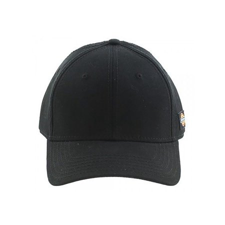 Dickies Core Black Adjustable Cap Baseball Adult Strapback Solid Colored Hat](Blank Baseball Caps)