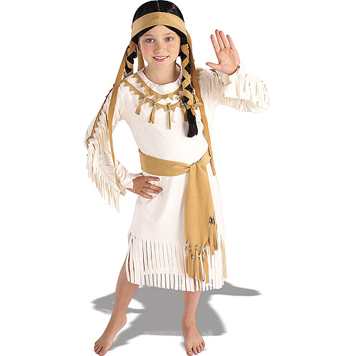 Deluxe Native American Princess Child Halloween Costume
