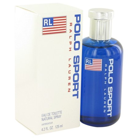Ralph Lauren  Polo Sport Mens 4 2 Ounce Eau De Toilette Spray