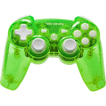 rock candy ps3 wireless controller on pc
