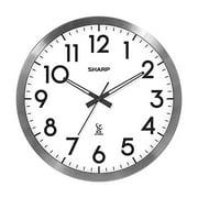 Best Atomic Clocks - Sharp SPC971 Analog Atomic Clock Review