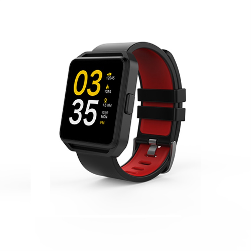 Bluetooth Smart Watch w/ Dynamic Heart Rate