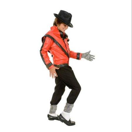 Thriller Michael Jackson Child Jacket - Size XL - Michael Jackson Kids Glove