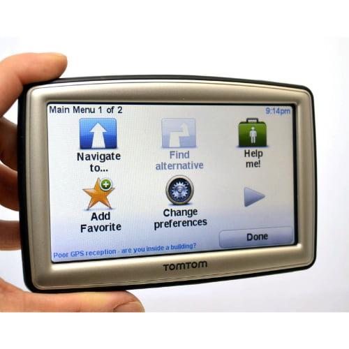 Refurbished TomTom XXL 530T 5-inch Automotive GPS  w/ Spoken Street Names