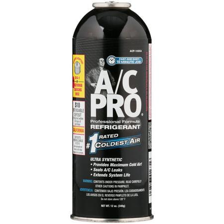 A/C Pro® Professional Formula Refrigerant 12 oz.