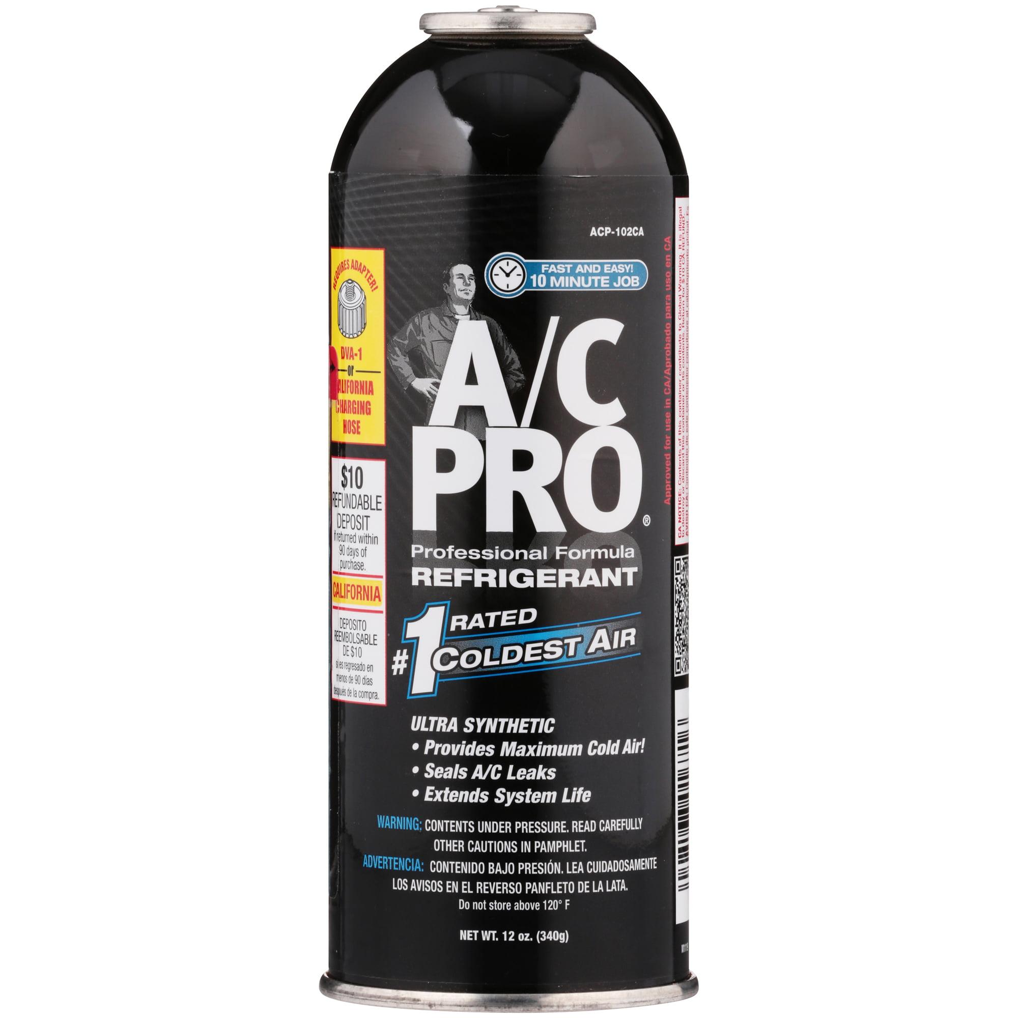 A/C Pro® Professional Formula Refrigerant 12 oz. Can