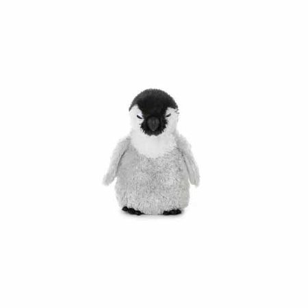 Plush Baby Emperor Penguin 8; by Aurora