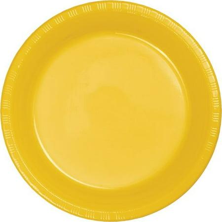 Creative Converting Plastic Plates, 10.25