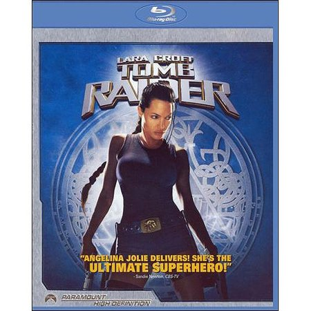 Lara Croft: Tomb Raider (Blu-ray) (Widescreen)