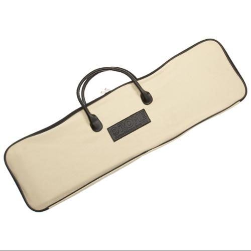 "Rome Carrying Case For Pie Iron - Tan - Canvas - 10"" Height X 30"" Width (1998_2)"