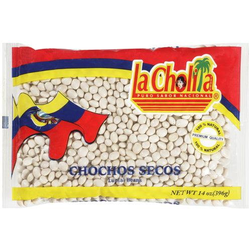 La Cholita Lupini Beans, 14 oz