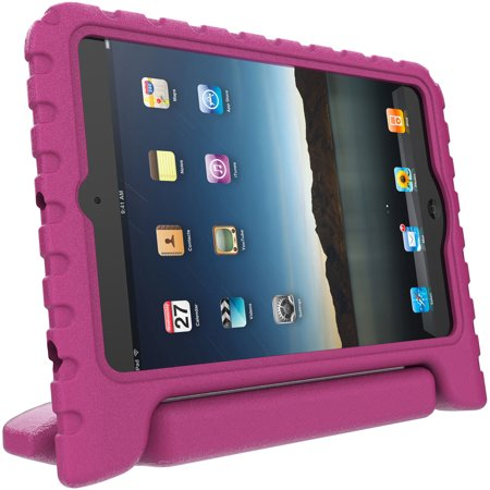 Stalion Safe Shockproof Foam Kids Case with Handle for Apple iPad 2 3 4 Air 2 Mini 1 2