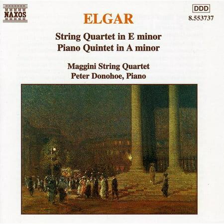 Elgar: String Quartet - Piano Quintet