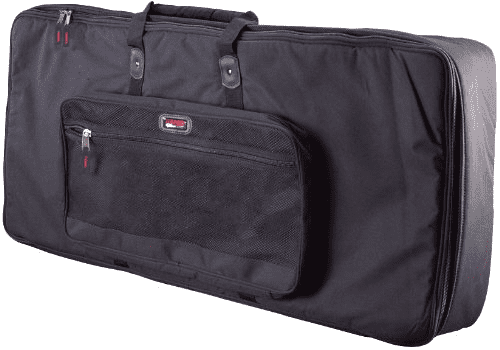 Gator GKB-76 SLIM Slim 76 Note Keyboard Gig Bag by Gator