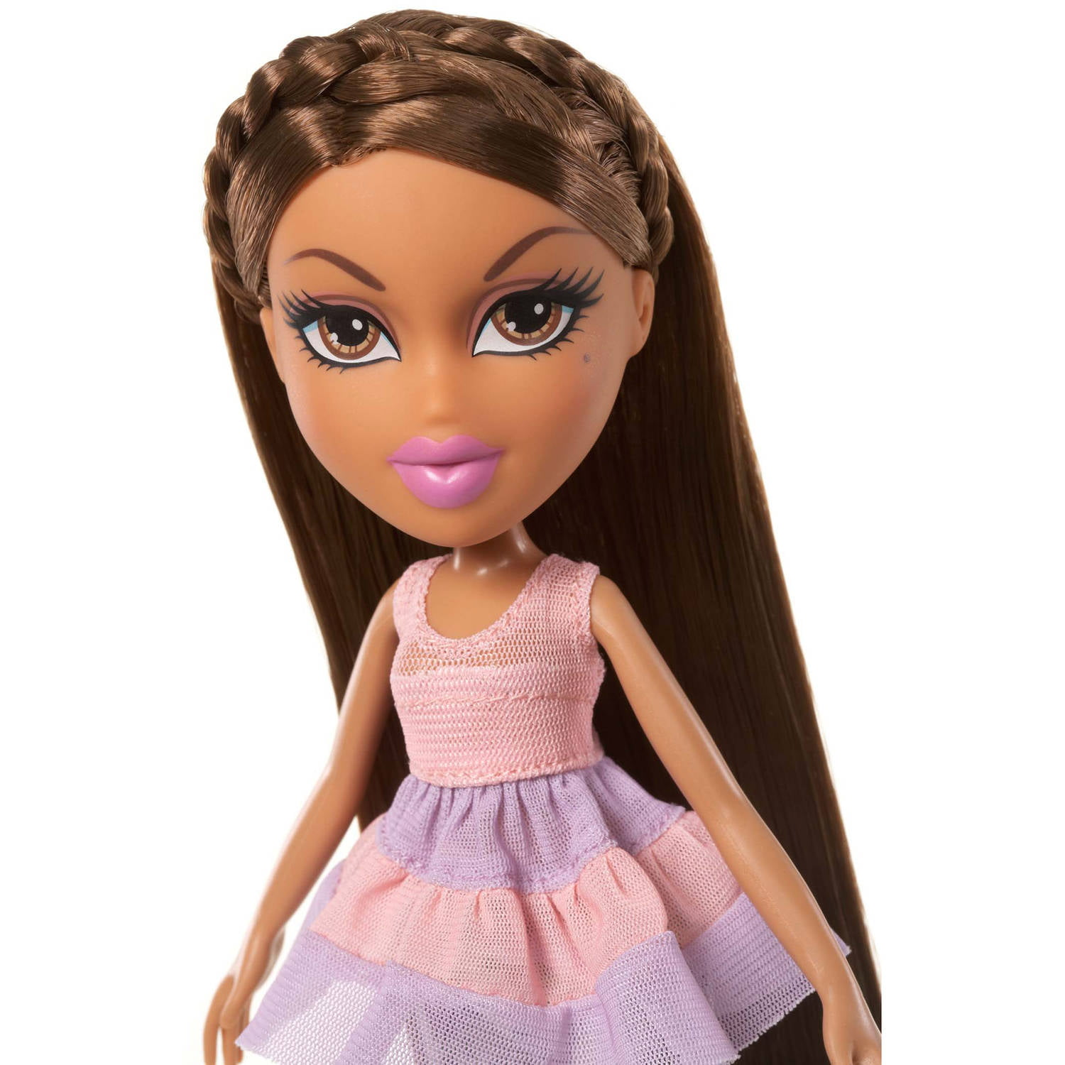 bratz sleepover party doll yasmin walmart com