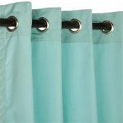 Pawleys Island CUR108GLGRS-PI Curtain with Grommets