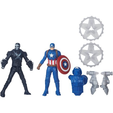 Captain America Crossbones (Civil War Captain America vs Crossbones Mini Figure 2)