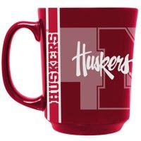Memory Company NCAA Reflective Mug, Nebraska