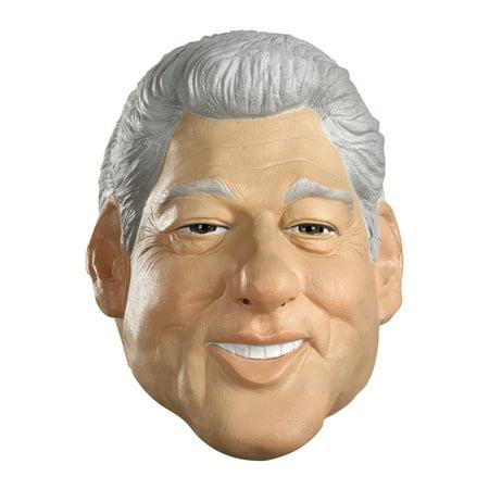 Clinton Mask Halloween - Clinton Mask