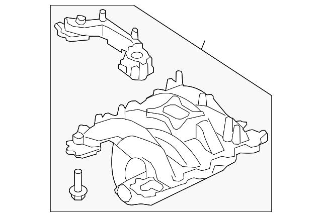Genuine Oe Ford Intake Manifold 3w7z 9424 Ae