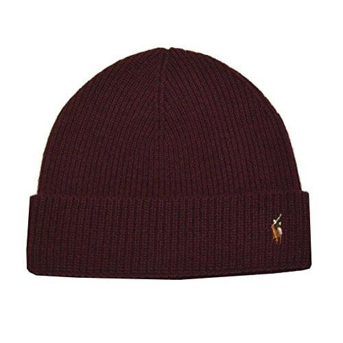 Polo Ralph Lauren Signature Merino Cuff Hat